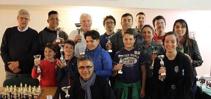 Andrea Amato vince il Rapid GP CPS & Chessmate