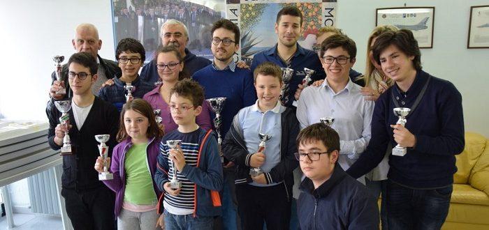 """Di Andrea Amato il I Torneo Semilampo """"Hovering"""""""